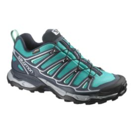 Salomon Women's X Ultra 2 GTX Hiking Shoes - Pea/Black