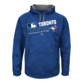 Toronto Blue Jays On Field Team Choice Streak Hoodie