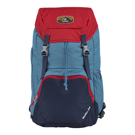 e32f075dbdd Deuter Walker 24L Day Pack - Denim Navy | Sport Chek