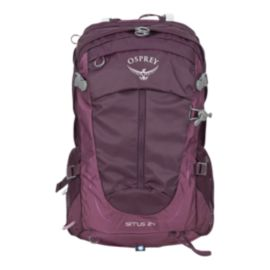 Osprey Women's Sirrus 24L Day Pack - Ruska Purple