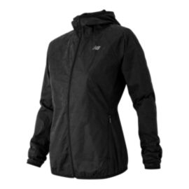 New Balance Reflective Windcheater Women's Jacket