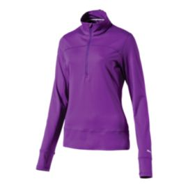 PUMA Golf Women's 1/4 Zip Popover