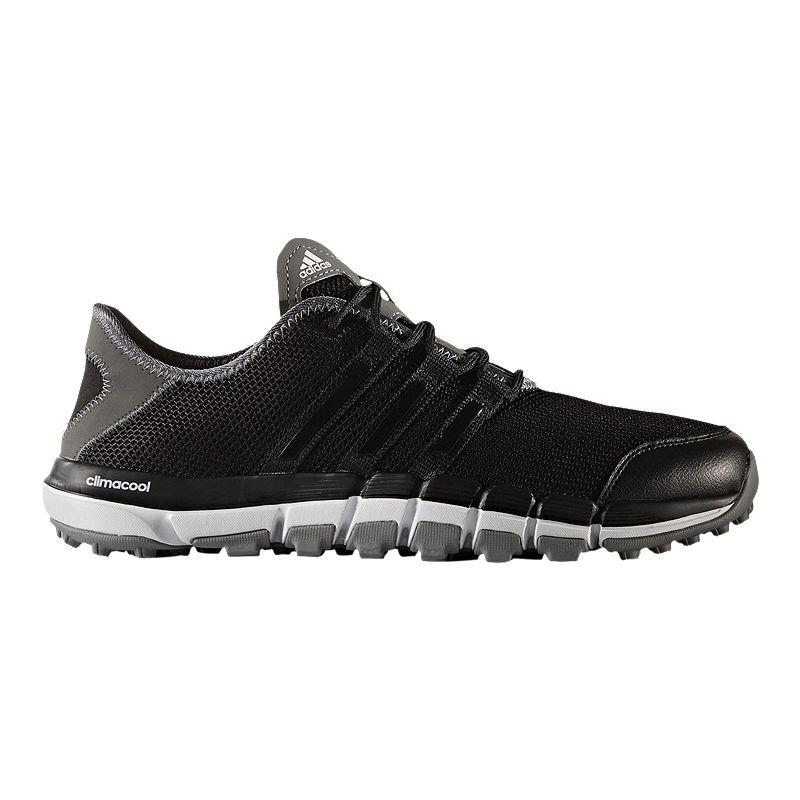 adidas Golf Men's Adicross Climacool Motion Golf Shoes - Black ...