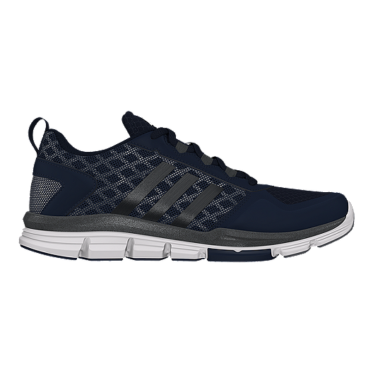 new product ddd45 1569e adidas Men's Speed Trainer 2 Training Shoes - Navy/Grey | Sport Chek
