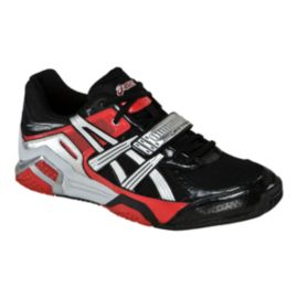 ASICS Men's Lift Trainer Training Shoes - Black/Red