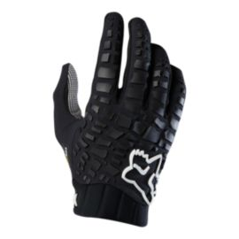 Fox Sidewinder Black Cycling Gloves