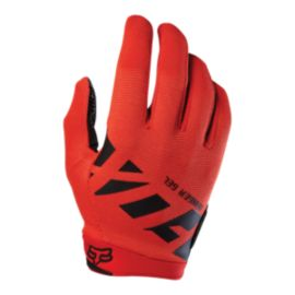 Fox Ranger Gel Red Cycling Gloves