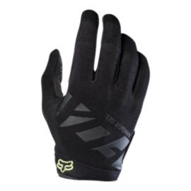 Fox Ranger Gel Black Cycling Gloves