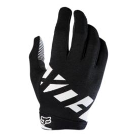 Fox Ranger Black/White Cycling Gloves