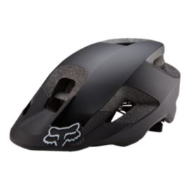 Fox Ranger Black Bike Helmet