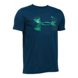 Under Armour Boys' Combo Logo T Shirt