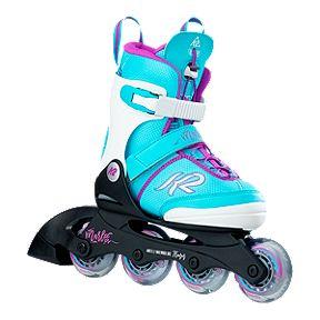 K2 Marlee Pro LT Junior Adjustable Inline Skates - Blue 2017 668885624d