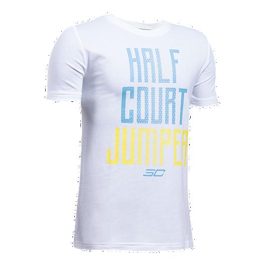 Boys' Armour ShirtSport Chek Jumper Sc30 T Half Court Under Aj4qSL5Rc3