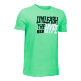 Under Armour Boys' Unleashed T Shirt