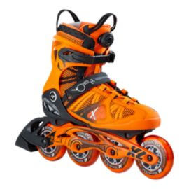 VO2 90 Pro BOA Men's Inline Skates - Orange
