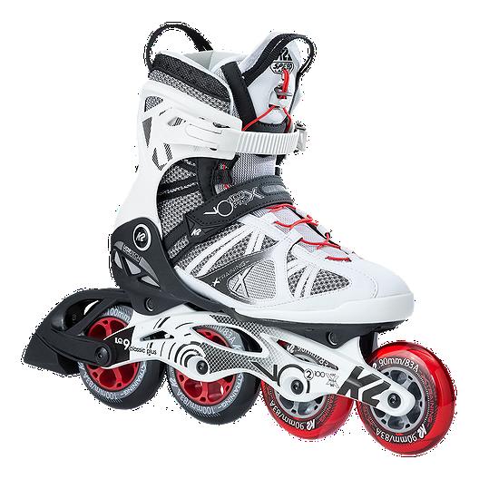 3b44be9b4 K2 VO2 100 X Pro Men's Inline Skates - Black/White   Sport Chek