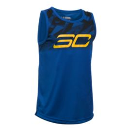 Under Armour Boys' SC30 Essentials Tank