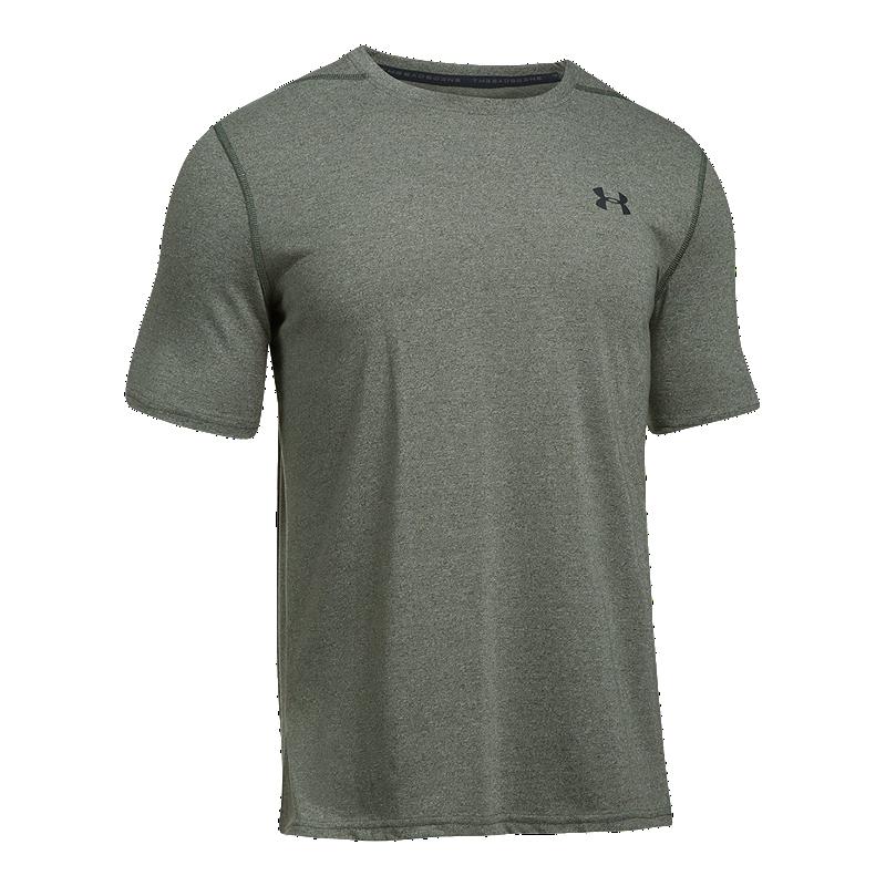 04832f58 Under Armour Men's Threadborne Short Sleeve Shirt | Sport Chek