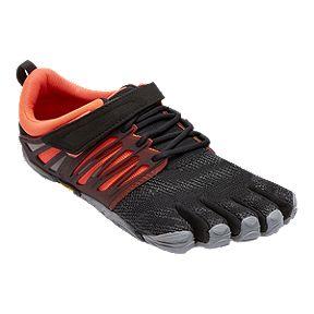 d87df2933ecb Vibram Women s Fivefinger V-Train Training Shoes - Black Coral Orange