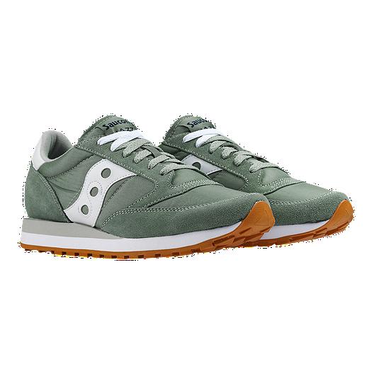 63791458f4 Saucony Men's Jazz Original Shoes - Light Green/White   Sport Chek