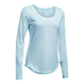 Under Armour Women's CoolSwitch Therocline Long Sleeve Shirt
