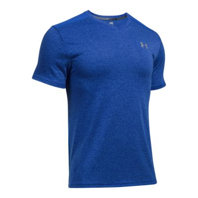 Under Armour Men's Run Streaker V-Neck Short Sleeve Shirt