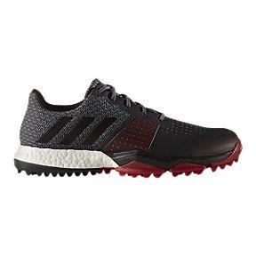 e3a667e2855c51 adidas Golf Men s Adipower Sport Boost 3 Shoes - Grey Black Red