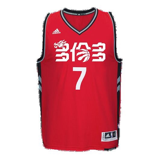 abb15d90b9321 Toronto Raptors CNY Kyle Lowry Basketball Jersey