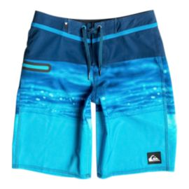 Quiksilver Boys' Hold Down Vee 18 Inch Boardshorts