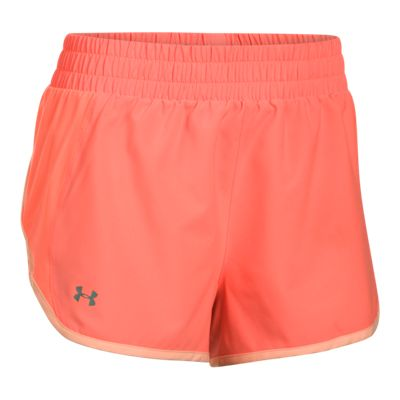Under Armour Women's Run Endeavor Tulip Shorts