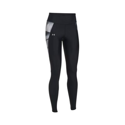 Under Armour Women's Run Fly By Blurred Camo All Over Print Tights