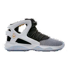 Nike Men s Air Flight Huarache Ultra N7 Shoes - Black Heather Grey White  9cd99b0b22