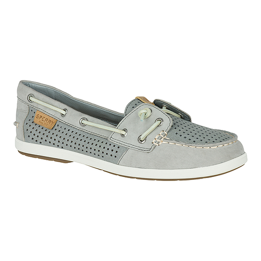 6f707f334a Sperry Women s Coil Ivy Perf Casual Shoes - Grey