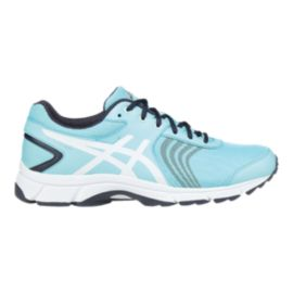 ASICS Women's Gel QuickWalk 3 Walking Shoes - Blue/White