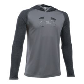 Under Armour Boys' Tech Blocked Hoodie