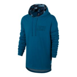 Nike Sportswear Men's Jersey Summer Pull Over Hoodie