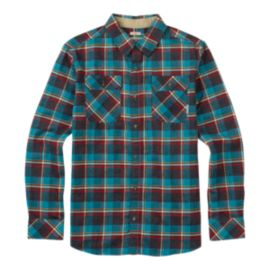 Burton Brighton Men's Long Sleeve Flannel Shirt