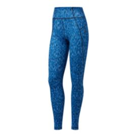 adidas Women's Performer Highrise All Over Print Tights