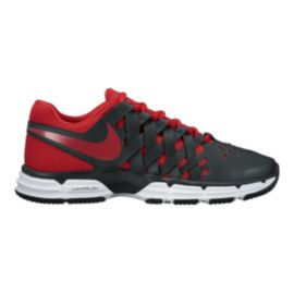 Nike Men's Lunar Fingertrap TR Training Shoes - Black/Red