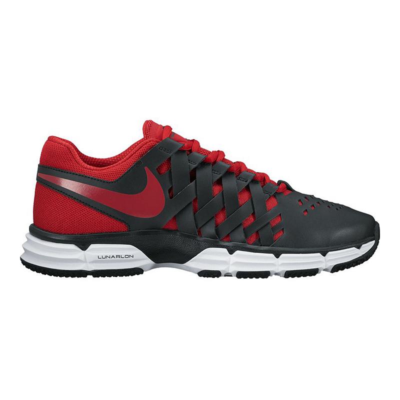 buy online 6eb4a 41246 ... Oneshot Base Grey Crystal Mint 5  Nike Men s Lunar Fingertrap TR  Training Shoes - Black Red Sport Chek . ...