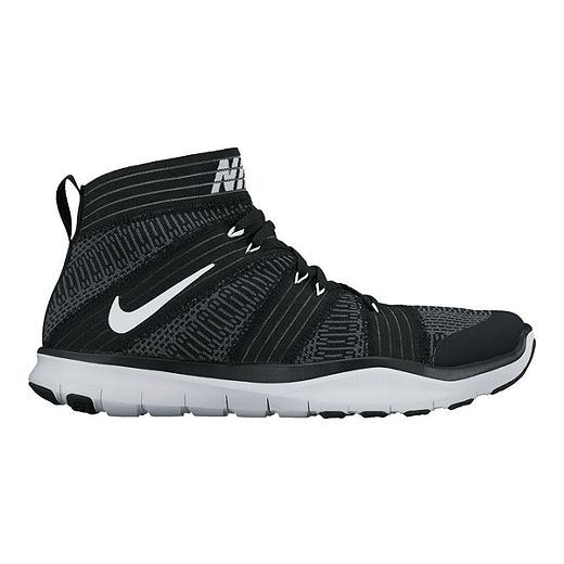 innovative design 288c0 41871 Nike Men s Free Train Virtue Training Shoes - Black White   Sport Chek