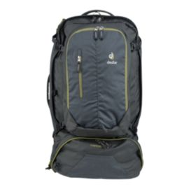 Deuter Transit 50L Travel Pack - Anthracite Grey/Moss