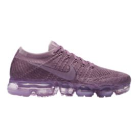 Nike Women's Air VaporMax FlyKnit Running Shoes - Violet/Plum