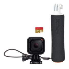 GoPro HERO Session Action Camera Bundle