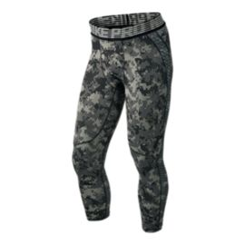 Nike Pro Men's Hypercool Digi Camo 3/4 Tights
