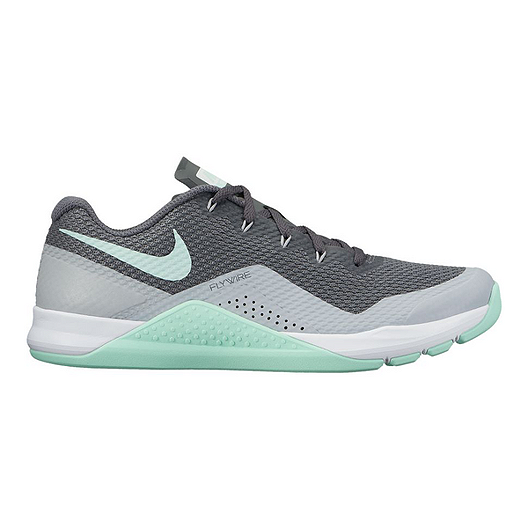 best loved 1331e 1e407 Nike Women s Metcon Repper DSX Training Shoes - Grey Mint Green   Sport Chek