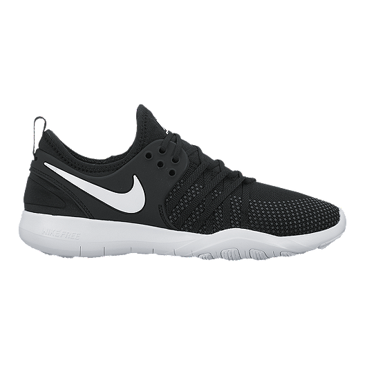 837d446580d7 Nike Women s Free TR 7 Training Shoes - Black White