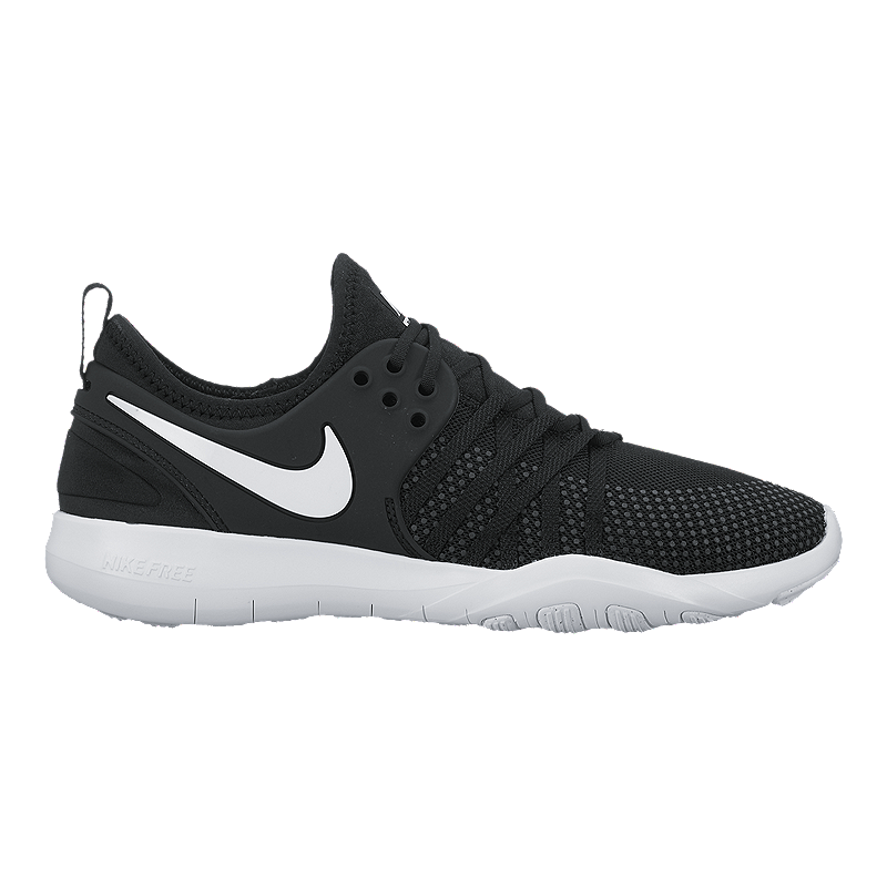 sale retailer 54e51 f5239 Nike Women s Free TR 7 Training Shoes - Black White   Sport Chek
