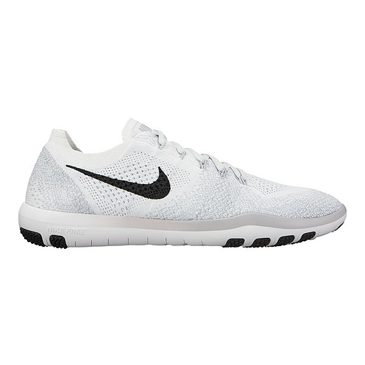 hot sale online 09832 e4c2e Nike Women's Free Focus FlyKnit 2 Training Shoes - White ...