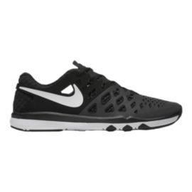 Nike Men's Train Speed 4 Training Shoes - Black/White